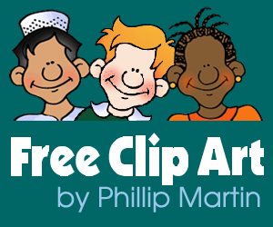 Free Clip Art by Phillip Martin